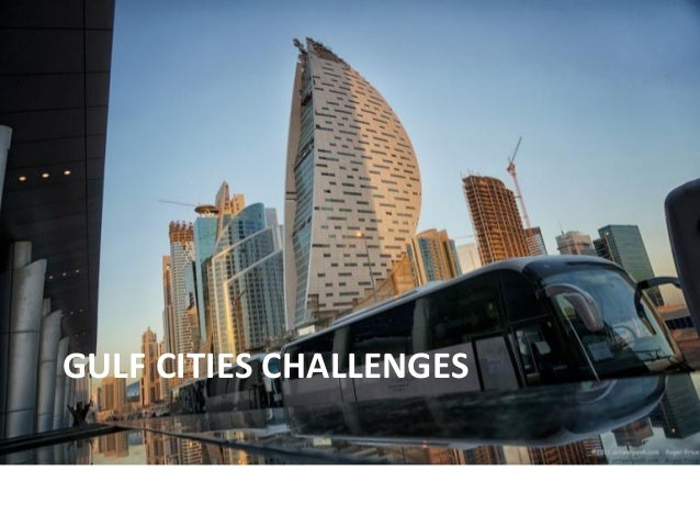 GULF CITIES INITIATIVES