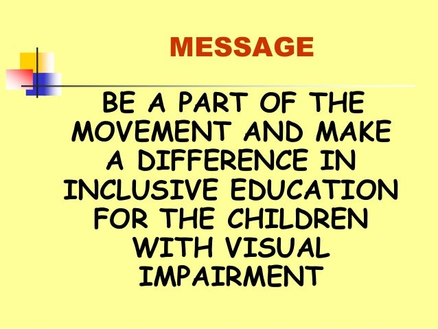 impairement in communication essay Communication is defined as a process of exchanging/receiving: ideas, information, thoughts and emotions (svecz, 2010) communication is a universal skill people use every day in order to do converse with one another and do daily tasks.