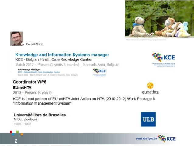 KM seeds to support a growing international collaboration: EUnetHTA and virtual collaboration Slide 2
