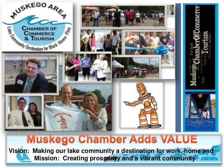 Vision: Making our lake community a destination for work, home and        Mission: Creating prosperity and a vibrant commu...