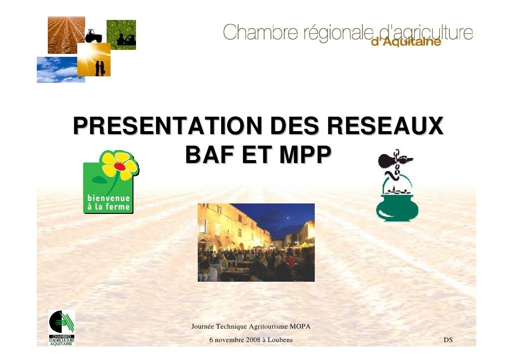 Chambre RéGionale D Agriculture D Aquitaine Et De La