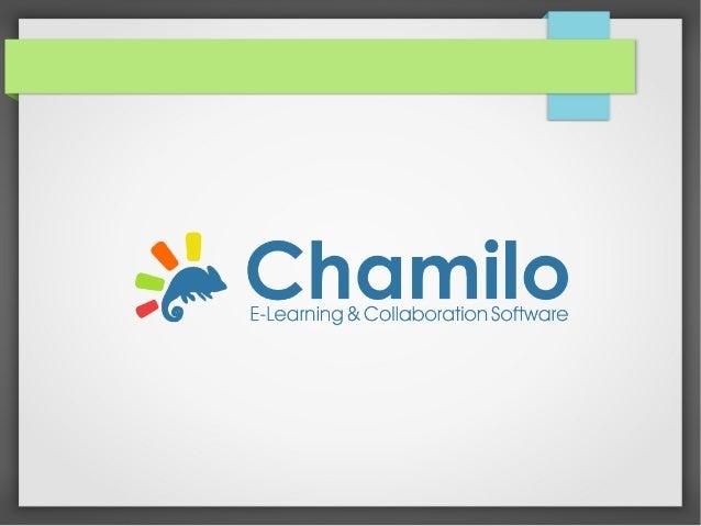 Introduction  ●   Yannick Warnier  ●   Belgium (24y), England (4y), Peru (5y)  ●   Founder of the Chamilo project  ●   Mai...
