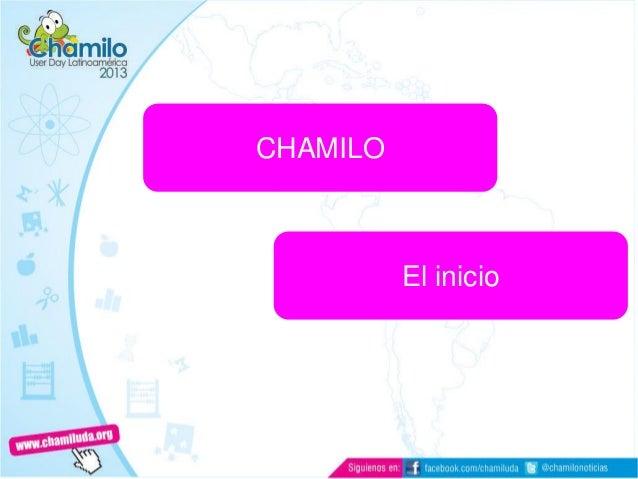 CHAMILOEl inicio