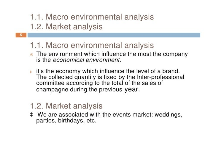 Free Marketing Plan Sample Of A Small Champagne Manufacturer And Exporter,  Pascal Fricot, By Www.marketingPlanNOW.com