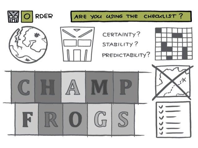 Champfrogs