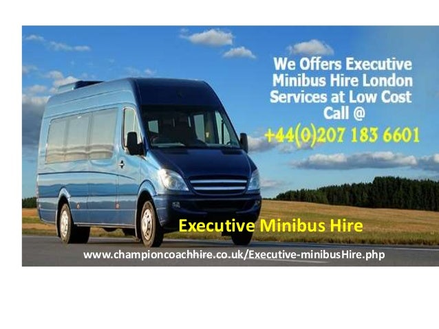 www.championcoachhire.co.uk/Executive-minibusHire.php Executive Minibus Hire