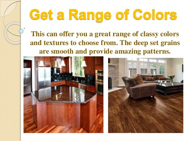 Pros and cons of acacia flooring for Can you change the color of bamboo flooring