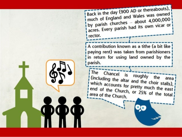 Where Exactly Are We With Chancel Repair Liability? Slide 2