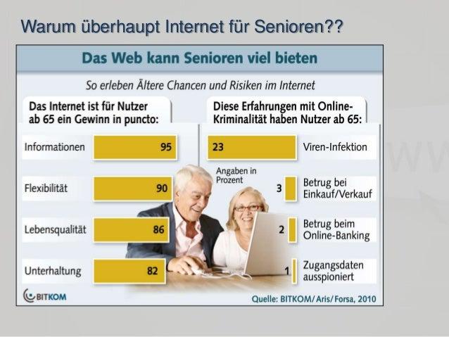 Online partnervermittlung fur senioren