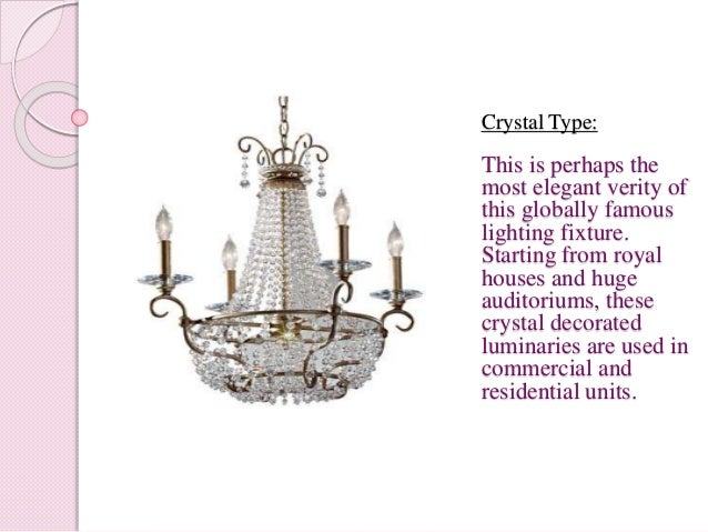 Chandeliers different types available in market different types of chandeliers 4 aloadofball Image collections