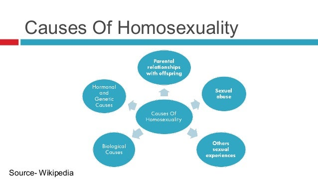 Causes of homosexuality statistics