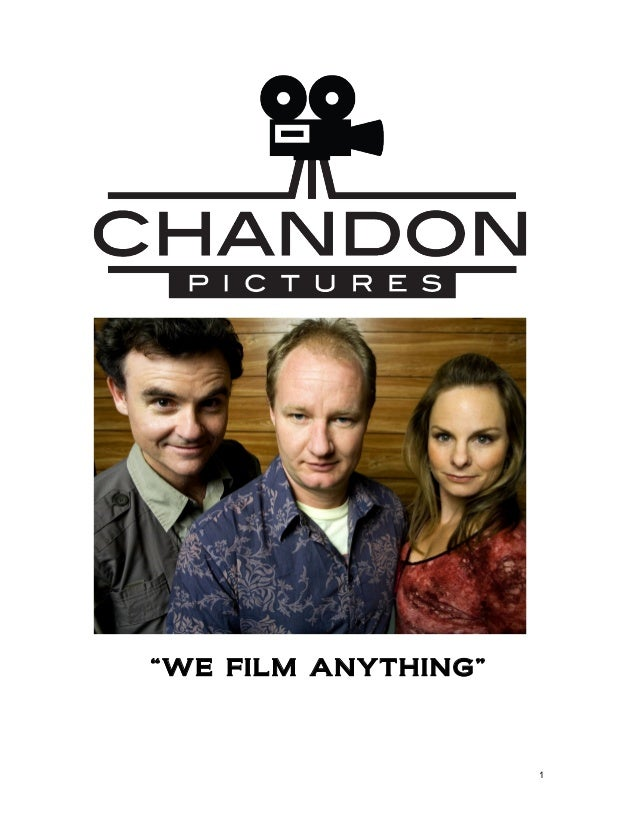 """WE FILM ANYTHING""                     1"
