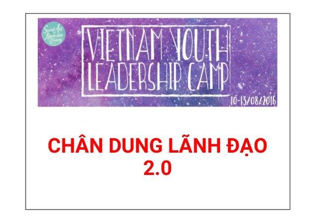 CHÂN DUNG LÃNH ĐẠO 2.0