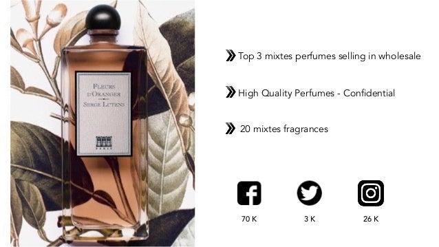 Chanel Perfume Creation