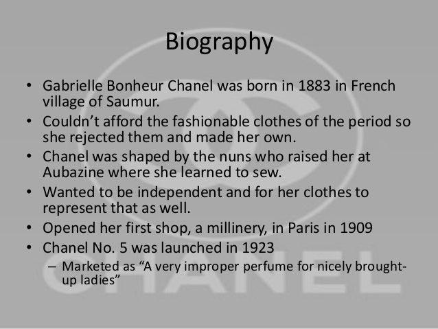 Coco Chanel. Leadership skills