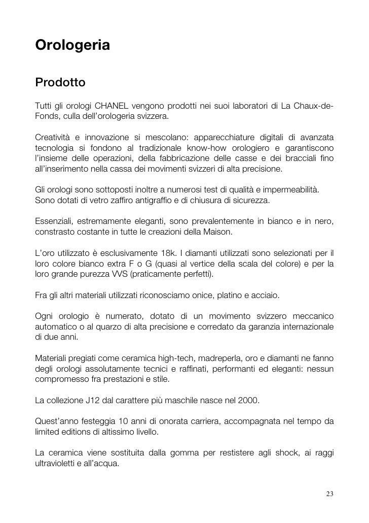 Chanel - Brand Analysis 1e2d9c79165