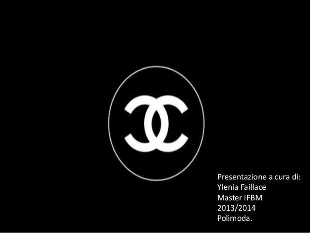 Presentazione a cura di: Ylenia Faillace Master IFBM 2013/2014 Polimoda.