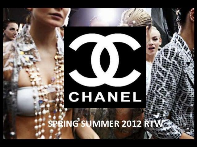 SPRING SUMMER 2012 RTW