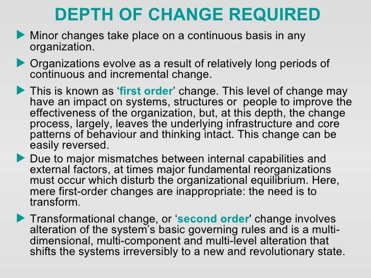 what is the difference between incremental change and disruptive change When setting up an innovation strategy, there are many decisions to take and, probably, one of the first challenges is to choose between two different approaches should i choose an incremental innovation path or should i rather look for a radical, or disruptive, approach both choices have advantages.
