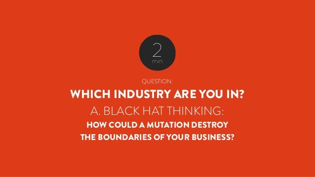 QUESTION: WHAT OPPORTUNITIES DO YOU SEE FROM PRODUCT INNOVATION AND FROM BUSINESS MODEL INNOVATION? 2min