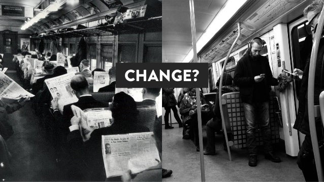 QUESTION: WHAT IS CHANGING? EVERYBODY IS TALKING ABOUT CHANGE BUT VERY FEW HAVE THOUGHT ABOUT WHAT IT IS... 2min