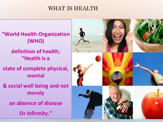 Change Your Life With A Healthy life Style. Slide 2