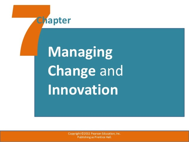 innovation and change management banqer Managing change and innovation page 5 managing change principles force separation from the old way – implement innovations that create movement toward the future state: new systems new.