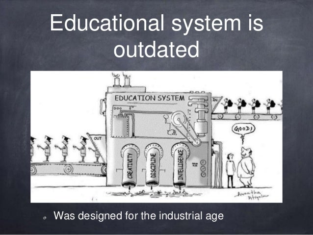 Essay on change in education system