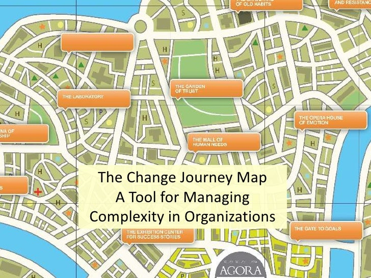The Change Journey Map<br />A Tool for Managing Complexity in Organizations<br />