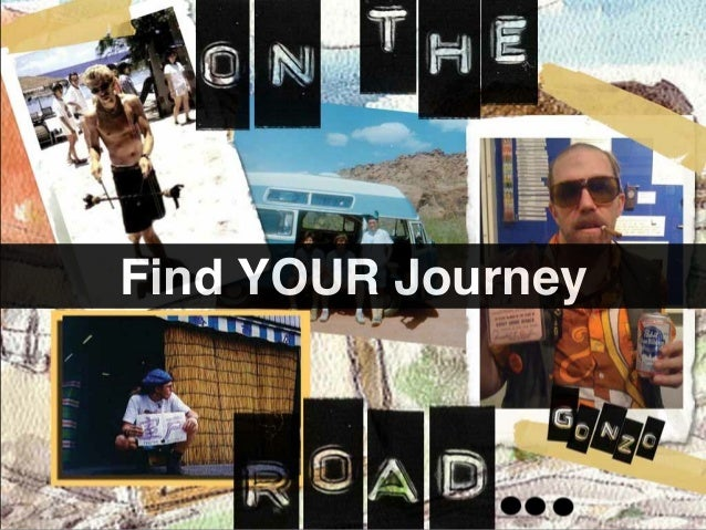 Find YOUR Journey