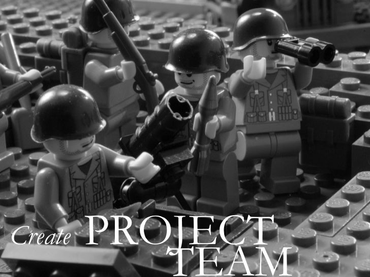 Create  PROJECT TEAM