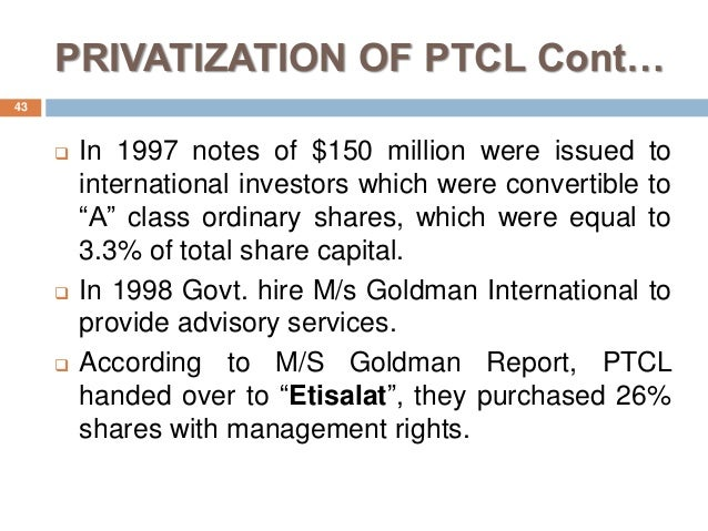 ptcl stakeholders Pakistan telecommunication company ltd july 2015 – october 2016 (1 year 4 months) - assessment of yearly & quarterly internal stakeholder road map.