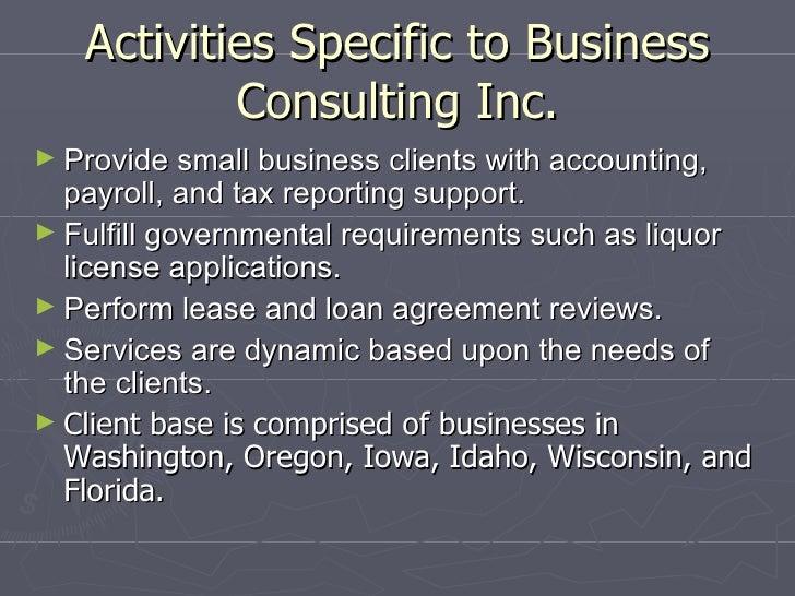 management consulting case studies