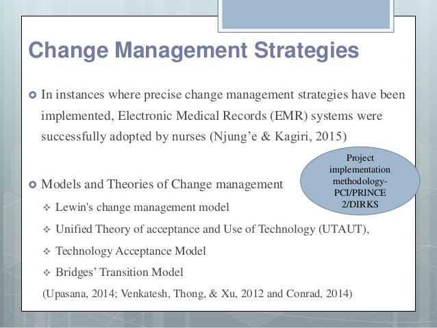 change management theories and models pdf