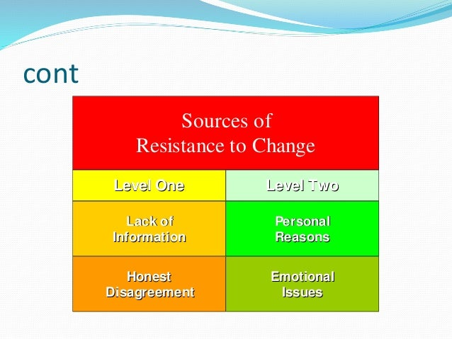 change management in an organisation This first post in this column argues that we need to challenge standard theory and practice of organizational change this blog series will advance a crowd- sourcing approach to organizational change by presenting big ideas that help us think about organizational change in new ways.