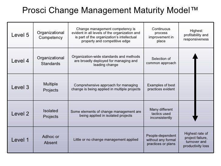 Examples Of Change Management Plans  Template