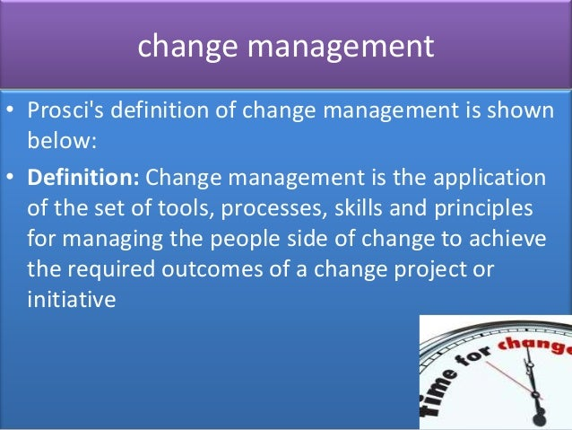 term paper on change management Change management strategy ppt 1 presentation bylincy k thomassoni p somans4 mbamacfast 2 change management systemthe definition has.