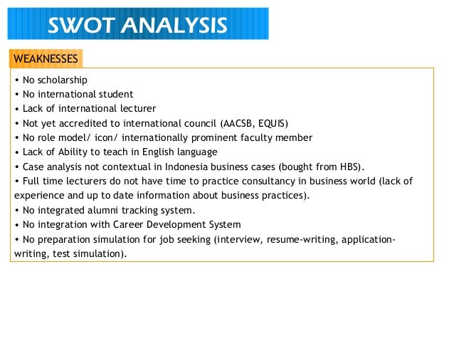 outward bound swot analysis Step 6: undertaking an initial export swot analysis of the firm  introduction also know as a 'situational analysis', a swot analysis strives to determine.