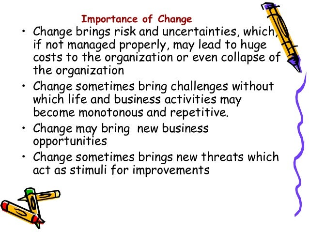essay of change process What is a process essay the process essay is get a friend or a professional to test out your essay and point out to things you should change to improve it.