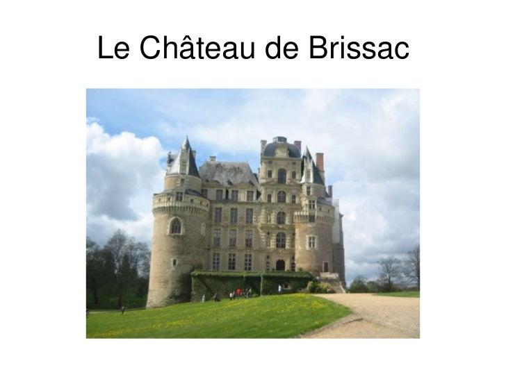 Le Château de Brissac<br />