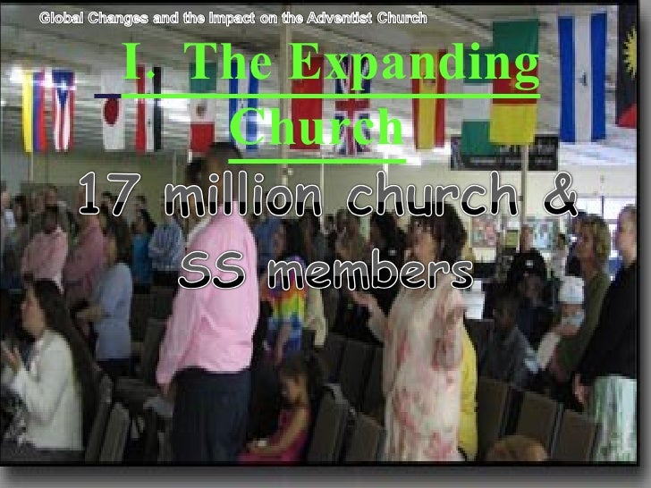 I.  The Expanding Church