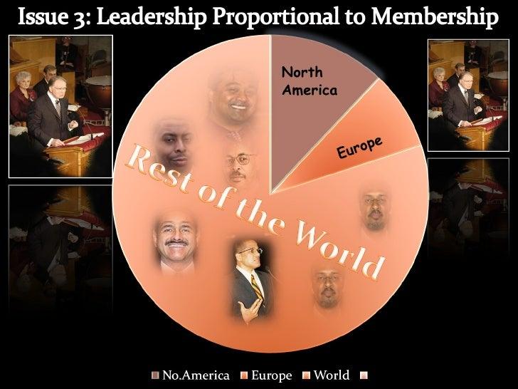 North America Europe