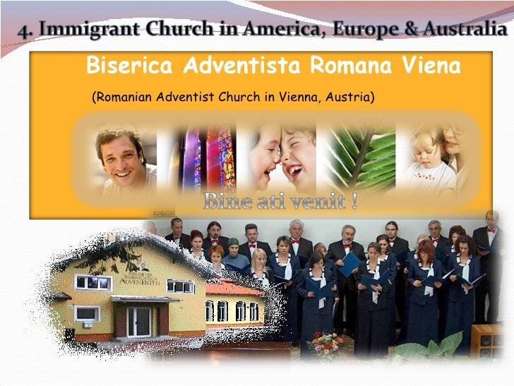 (Romanian Adventist Church in Vienna, Austria)