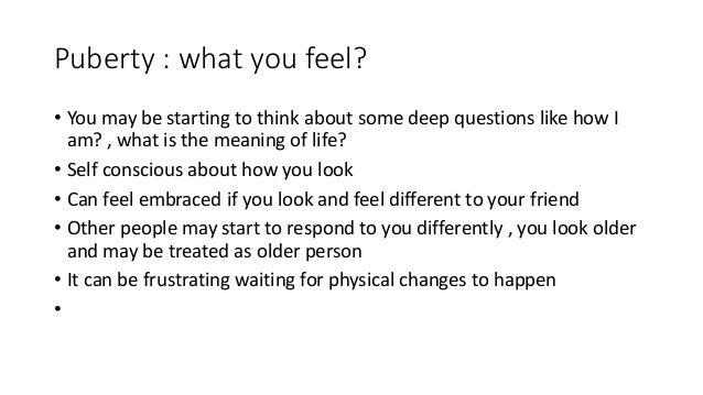 Emotional Changes During Emotions