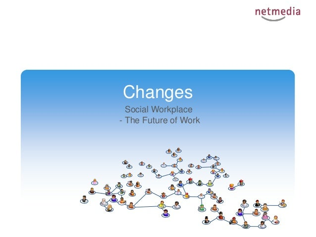 Changes  Social Workplace- The Future of Work