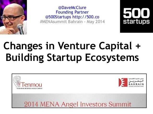 Changes in Venture Capital +