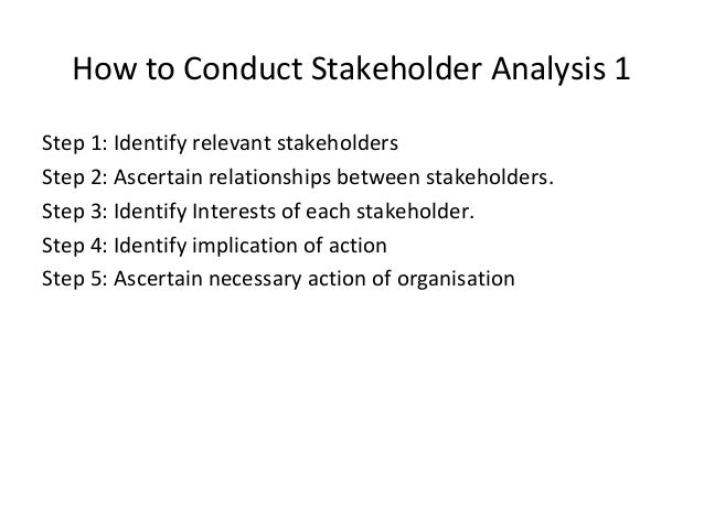 stakeholder analysis model of change essay Mapping stakeholders is a useful tool to support stakeholders' analysis these provide project manager identification and classification of the entities/groups involved or affected by the project, allowing their interest control, needs clarifications and response to any problem.