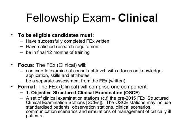objective structured clinical examination assessment of critically ill patient essay Structured clinical examination (osce)aim of the study: the aim of this study was to evaluate the implementation of a new method of assessment of learning outcomes for nursing students a shortened osce as part of the classes in .