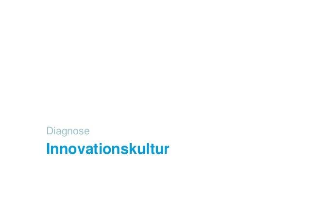 Innovationskultur Diagnose