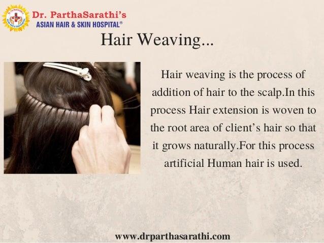 Hair weaving process in bangalore best hair fixing process in india hair pmusecretfo Gallery